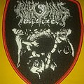 Nirvana 2002 - Disembodied Spirits shield shape Patch