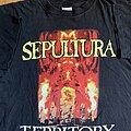 "Sepultura ""Territory"" Shirt"