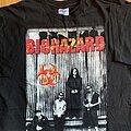 """Biohazard """"Suicidal Run"""" Shirt"""