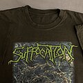 """Suffocation - TShirt or Longsleeve - Suffocation """"Pierced From Within"""" Shirt"""