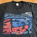 "Life Of Agony ""Through And Through"" Shirt"