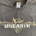 Unearth - TShirt or Longsleeve - Unearth Logo Shirt