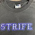 "Strife - TShirt or Longsleeve - Strife ""California Straight Edge"" Shirt"