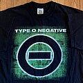Type O Negative - TShirt or Longsleeve - Type O Negative Tour Shirt