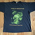 """Type O Negative - TShirt or Longsleeve - Type O Negative """"This Bloods For You"""" Shirt"""