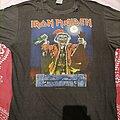 Iron Maiden - TShirt or Longsleeve - Iron Maiden No Prayer For Christmas tour 1990