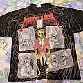 Metallica - TShirt or Longsleeve - Metallica Ringmaster 1992