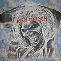 Iron Maiden - TShirt or Longsleeve - Iron Maiden Killers 1991