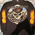 Iron Maiden - TShirt or Longsleeve - Iron Maiden 1992
