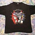 Motörhead - TShirt or Longsleeve - Motörhead 1991 Europa tour