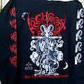 ARCHGOAT - TShirt or Longsleeve - Archgoat - The Light-Devouring Darkness LongSleeve