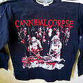 Cannibal Corpse - TShirt or Longsleeve - Cannibal Corpse - Butchered At Birth LongSleeve (Explicit)