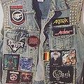 Asphyx - Battle Jacket - Vest i've had for 13 years