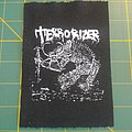 Terrorizer - Patch - Old school demon