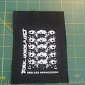 Toxic Holocaust - Patch - Toxic Holocaust dbeat patch