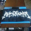 Nunslaughter - Patch - Bottom rocker