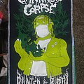 Cannabis Corpse - Patch - Old Backpatch