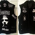 Slayer - Battle Jacket - New B&W vest (start)