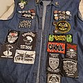 Five Finger Death Punch - Battle Jacket - Denim Heavy Metal Vest