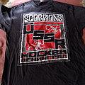 Scorpions - TShirt or Longsleeve - Scorpions URSS