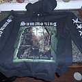 Summoning - Hooded Top - SALE Summoning - Old Mornings Dawn zip hoodie medium