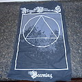 Abigail Williams - Patch - SALE Abigail Williams Becoming official back flag patch cloth