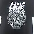 Grave - TShirt or Longsleeve - Endless Procession of Souls
