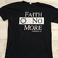 Faith No More reunion tour shirt 2009