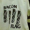Black Flag - TShirt or Longsleeve - bacon flag