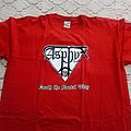 asphyx-death the brutal way tshirt