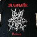 Blasphemy - Rehearsal Shirt