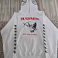 Blasphemy - Hooded Top - Fallen Angel of Doom Hoodie