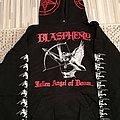 Blasphemy - Old Fallen Angel of Doom Hoodie  Hooded Top