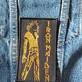 Iron Maiden - Patch - Iron Maiden Running free patch