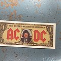 AC/DC - Other Collectable - Ac/dc Angus Young dollar bill