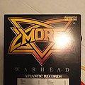 More - Tape / Vinyl / CD / Recording etc - More Warhead promo