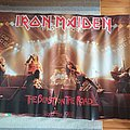 Iron Maiden Beast on the road tour poster