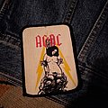 AC/DC - Patch - AC DC patch Woman at stake