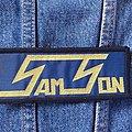 Samson - Patch - Samson patch