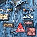 Raven - Patch - Raven, Samson, More, Bronz, Iron Maiden