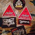 More - Patch - Raven, More, Tank, Kiss, Whitesnake