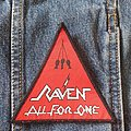 Raven - Patch - Raven All for one triangle patch
