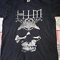 HIM Skull T Shirt