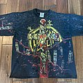 Slayer Shirt 1991 Seasons in The Abyss Wild Oats
