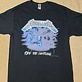 Metallica - TShirt or Longsleeve - Ride the lightning