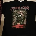 Cannibal corpse t-shirt 15 wear killing spree 2007