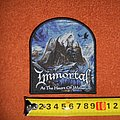 Immortal - Patch - Immortal - At The Heart Of Winter - woven patch