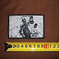 Metallica - Patch - Metallica - ...And Justice For All - printed patch