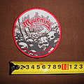Mourning - Patch - Mourning - Greetings From Hell - woven patch