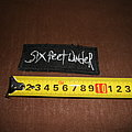 Six Feet Under - Patch - Six Feet Under - logo embroidered patch